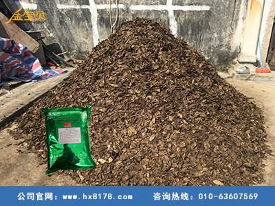 树皮发酵剂
